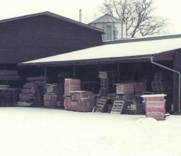 Abstellhalle 1979_1